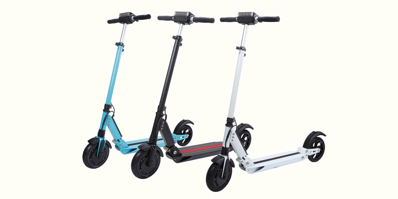 Best Electric Scooters for Adults - Magazine cover