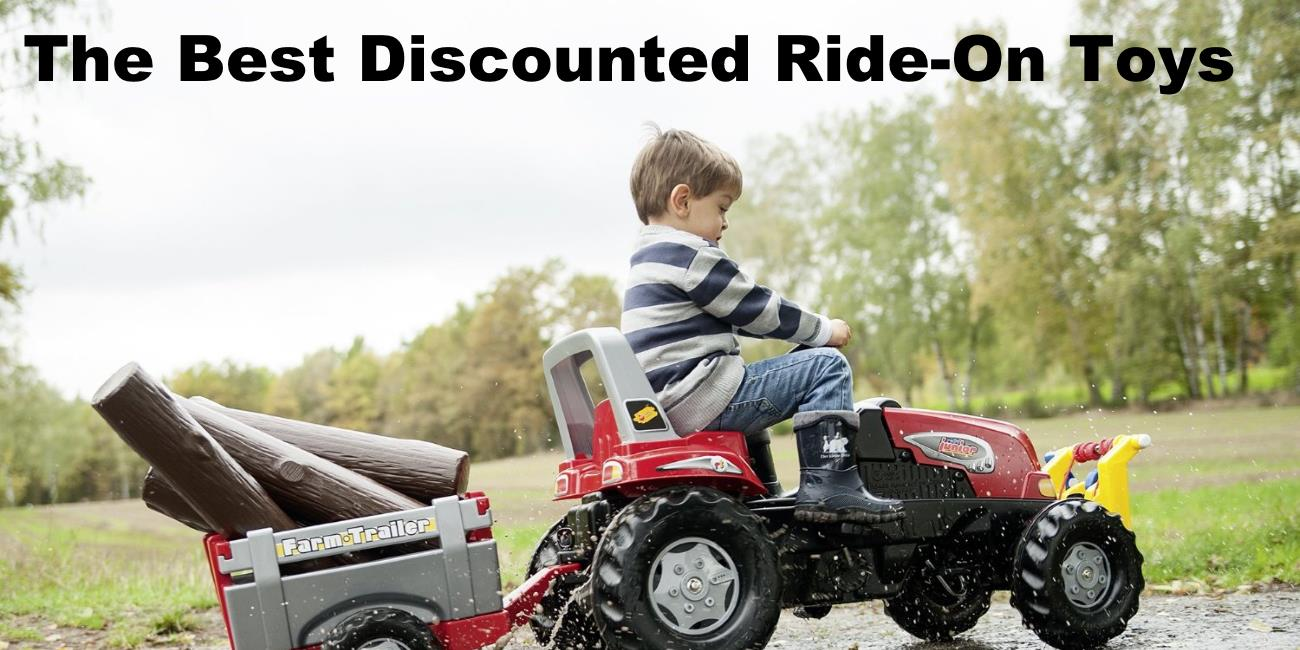 6 of the best mega discounted kids ride on toys november 02 2017
