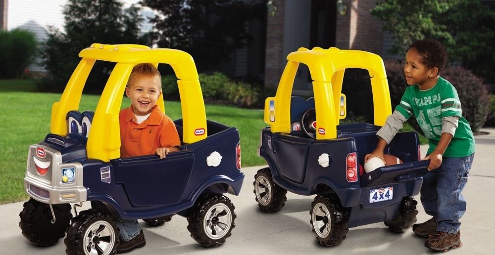 Ride On Toys Age 6 : Little tikes cozy truck is the best kids ride on for