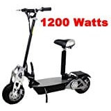 Buy the Elite Turbo Chrome 1200w Electric Scooter In This Review