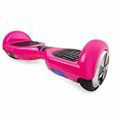 The IDeals LBW01 Pink Is One Of The Cheapest Hoverboards Available Right Now