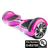 The Koo UL2272 Certified Hoverboard Pink Is One Of The Cheapest Hoverboards Available Right Now