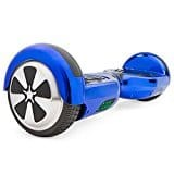 The XtremepowerUS UL2272 Certified Hoverboard with Bluetooth Blue Is One Of The Cheapest Hoverboards Available Right Now