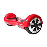 The Megawheels TW01-1 Red Is One Of The Cheapest Hoverboards Available Right Now