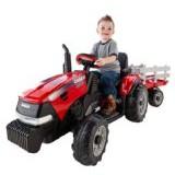 Peg Perego Case IH Magnum Tractor & Trailer