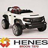 Henes Broon T870