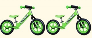 Strider 12 Sport Balance Bike Review Green