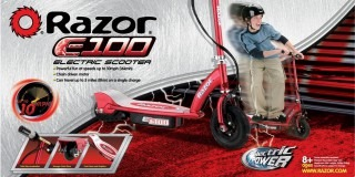 Review Of Best Childs Electric Scooter Razor E100