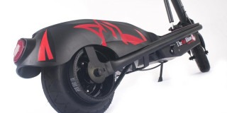 Best Looking Folding Adult Electric Scooter The Reddie From Red Rhino