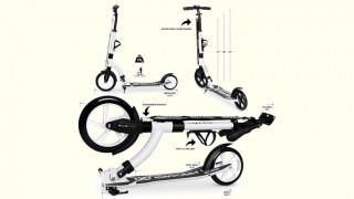 Why Is The Exooter M1850 6XL Adult Kick Scooter Such A Best Seller?