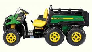 IS The Peg Perego John Deere Gator 6x4 The Most Powerful Kids Electric Farm Vehicle?