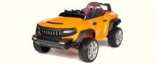 Henes Broon T870 Kids Electric Luxury SUV Review