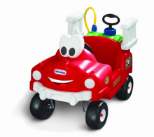 Best Little Tikes Cozy Coupe Fire Truck