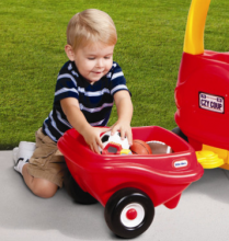 little tikes cozy truck assembly instructions