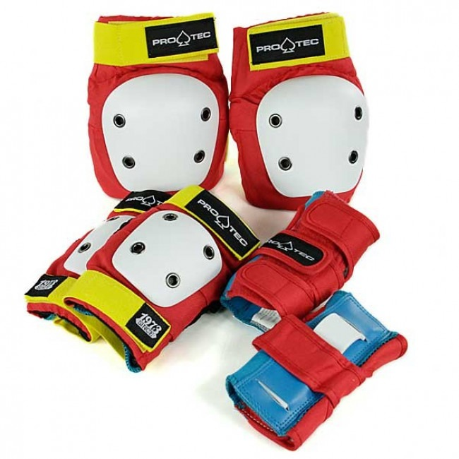 Best Knee Pads, Elbow Pads and Wrist Guards Reviews at Toyrider.com