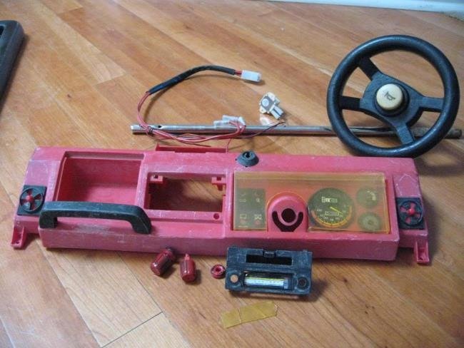 Dashboard Repair For Power Wheels Electric Ride On Cars