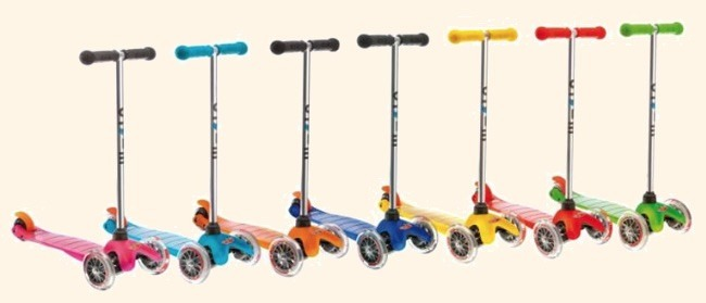 Mini Micro Kick Scooter For Toddlers Is Available In Many Colors