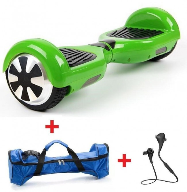 Hoverboost hoverboard self balancing scooter review