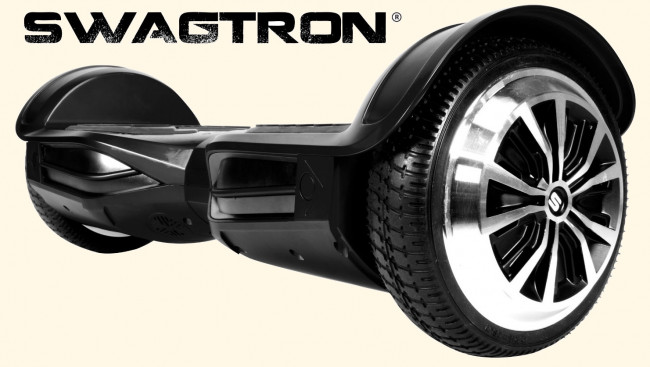 Swagtron T3 Bluetooth Hoverboard UL2272 Certified