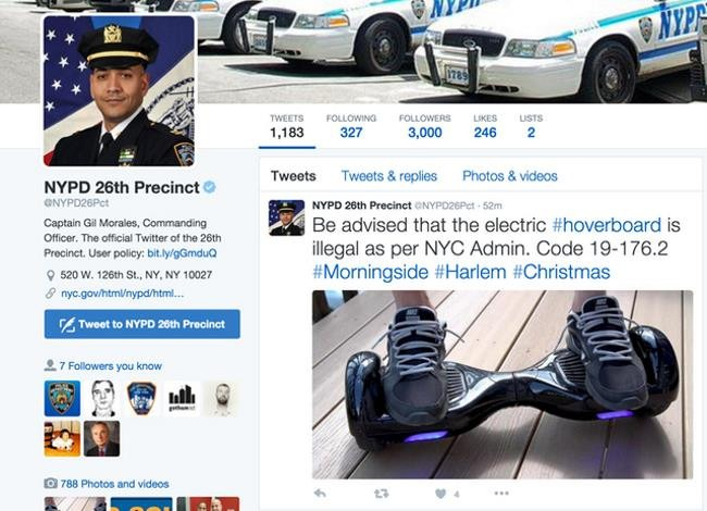Is The Swegway Legal In NYC? NYPD say no!