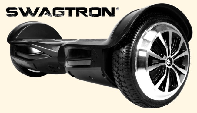 Buy The UL2272 Certified Swagtron T3 Bluetooth Hoverboard