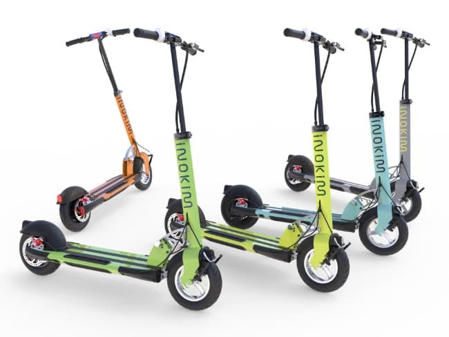 Inokim Myway Electric Scooters Are Top Quality And Very Well Built