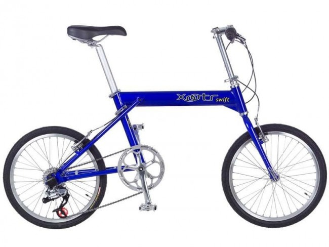 Xootr Swift One Of The Best 8 Speed Folding Bicycles For Adults