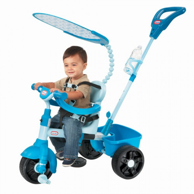 Discount Little Tikes 3 in 1 Trike Blue Boy Toyrider.com