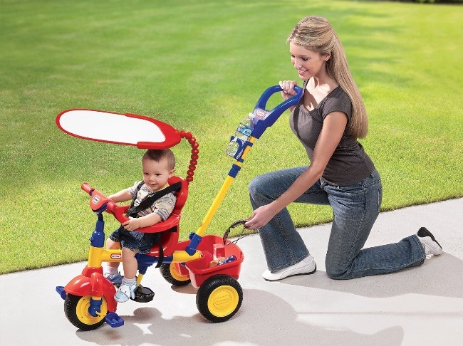 Little Tikes 3 In 1 Trike Review