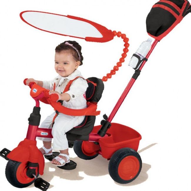 Discount Little Tikes 3 in 1 Trike Red Girl Toyrider.com
