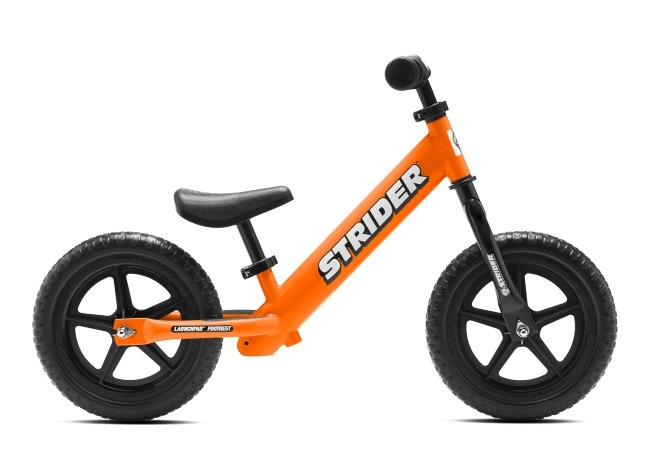 Strider 12 Sport Orange Model Best Balance Bike