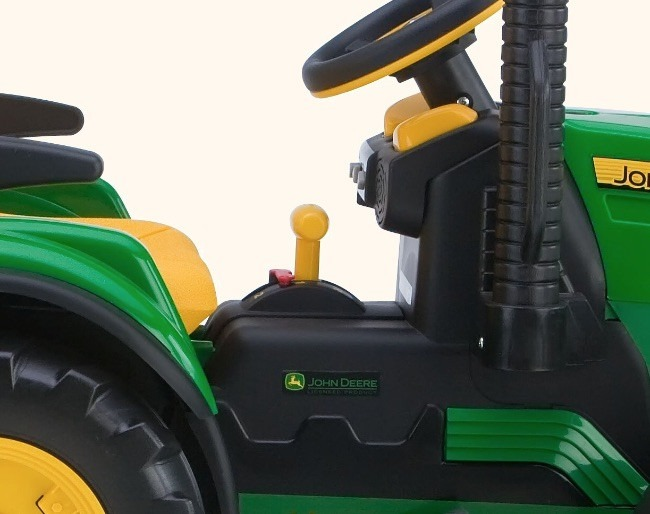 The Gear Shift Even Looks Real John Deere Fans Will Be Delighted