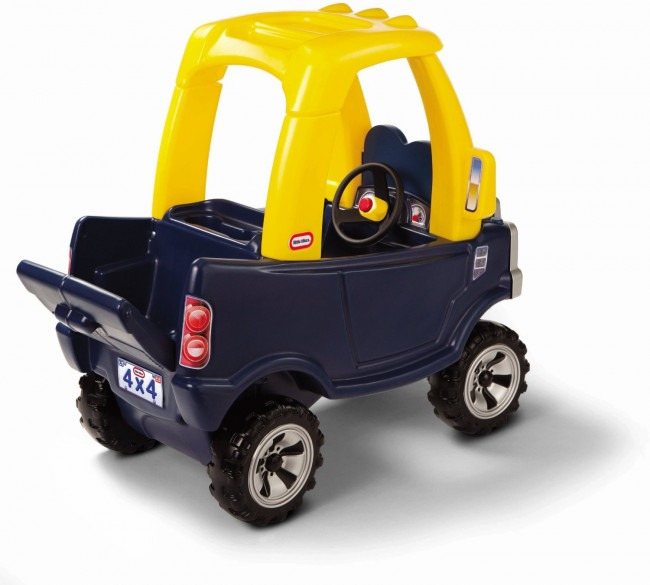 Truck Cab Styles >> Little Tikes Cozy Truck Is The Best Kids Ride-On Truck For 1-6 Year Olds 16 December 2016