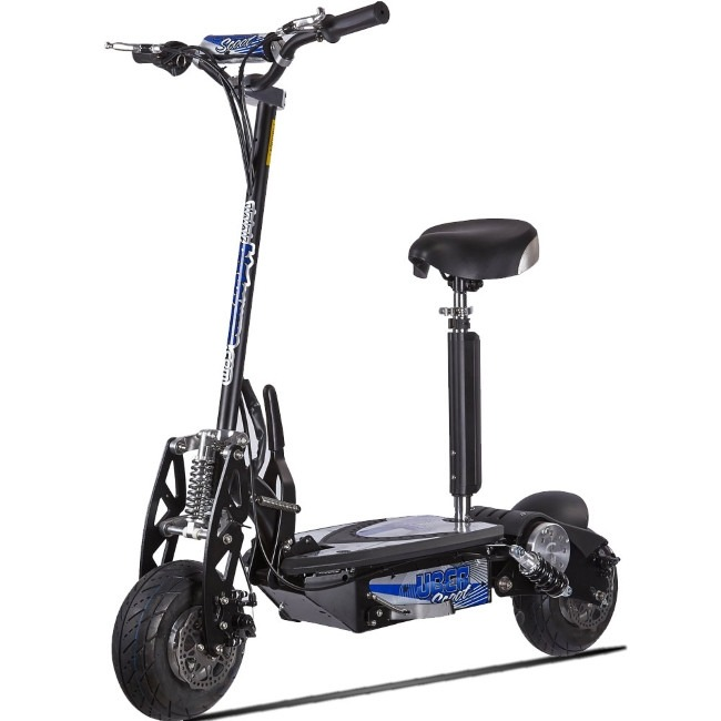 Standing tall the best selling adult electric scooter Uberscoot 1000w 36v