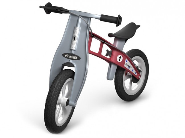 Red FirstBike Review