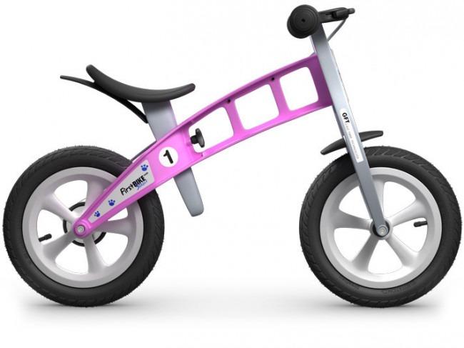 Pink FirstBike Top Balance Bike For Kids