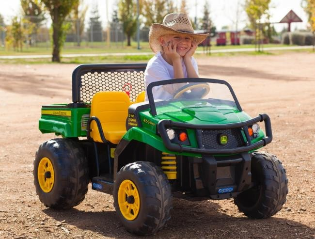 It's a Real Mini Farm Vehicle, Jim - But not as we know it