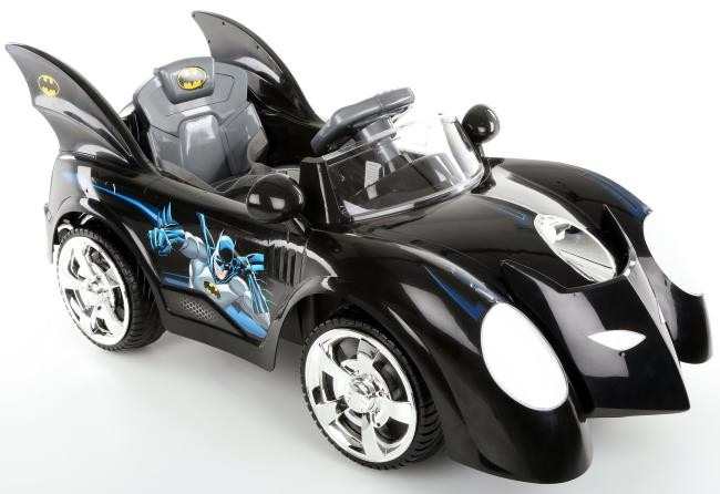 most popular kids batman electric ride on car review