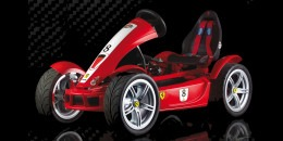 Kids Ferrari Go Kart and Comparison Review of the most expensive kids pedal karts