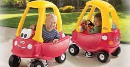 Classic Kids Ride On Car Little Tikes Cozy Coupe 30th Aniiversary
