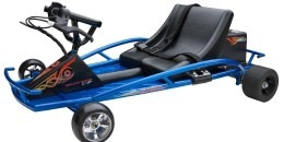 the razor drifter kart is a top electric kart for older kids